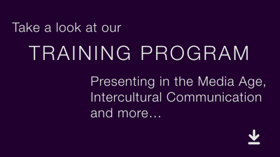 Take a look at our Training Program